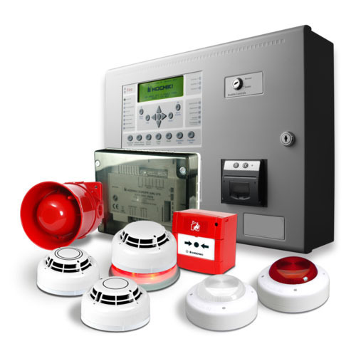 Manual Call Station By Honeywell Fire Alarm Systems In