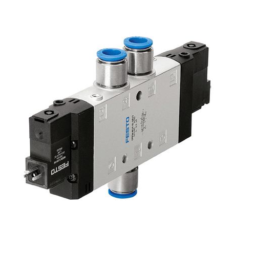 Solenoid Valve Mfh-3-1/4 With Coil Make: Festo - Solenoid